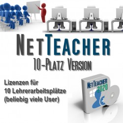 Netadmin Usermanager 2015 XS (250 User)