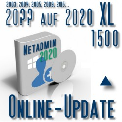Online-Update 200x auf 2020  (XL 1500 User)