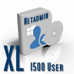 Netadmin Usermanager 2015 XS (250 User)
