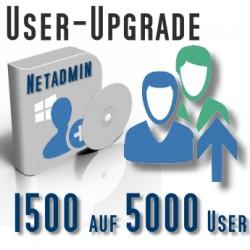 Upgrade von 1500 auf Unbegrenzte User