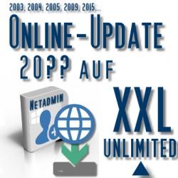 Online-Update 200x auf 2021  (XXL Unbegrenzte User)