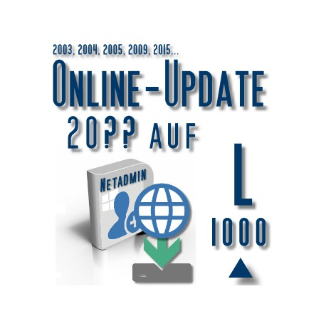 Online-Update 2007 auf 2015 (L 1000 User)