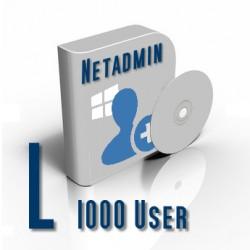 Netadmin Usermanager 2020 L (1000 User)