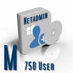 3-Jahreslizenz Usermanager 2021 M (750 User)
